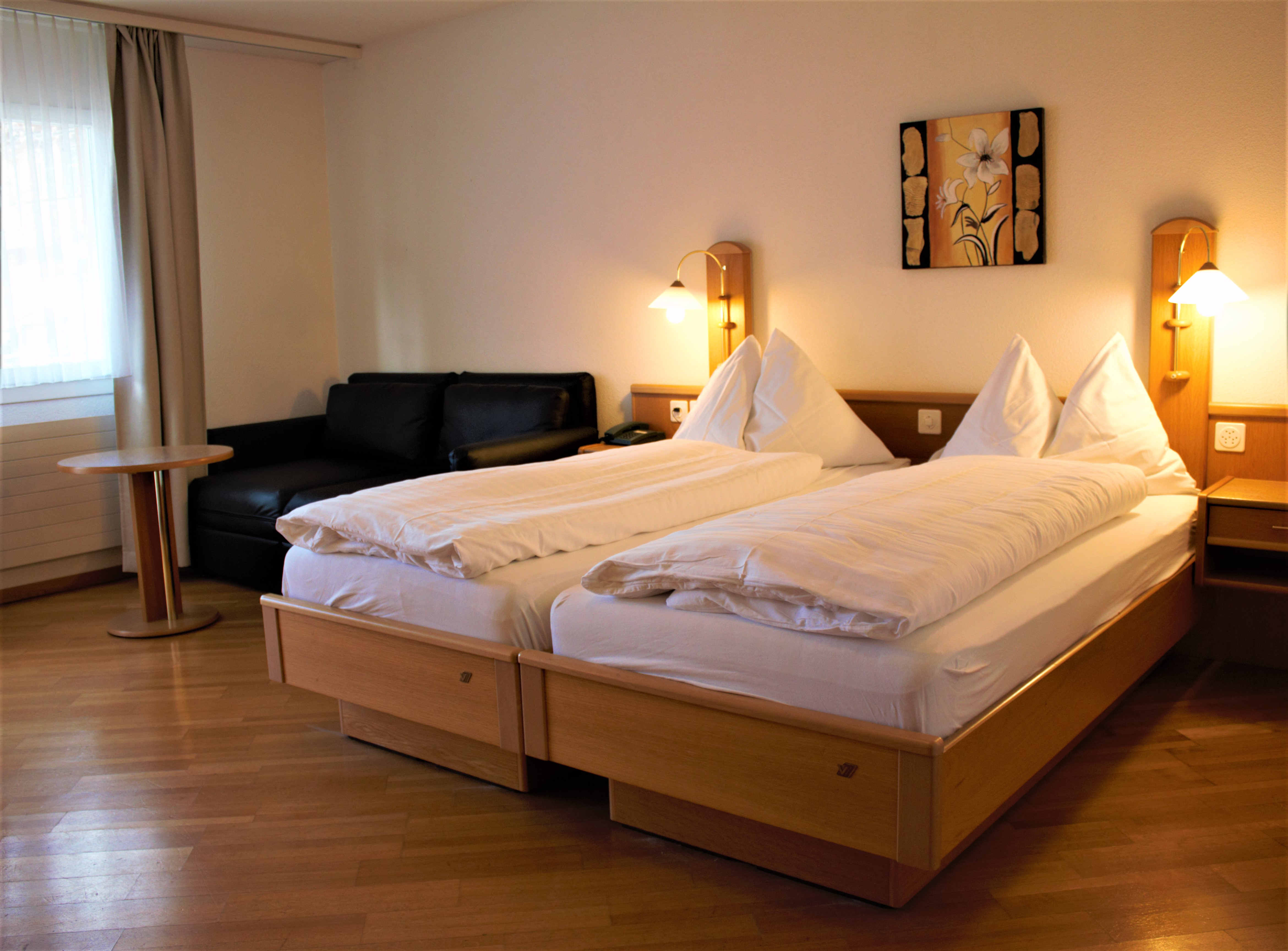 Double room mountainview