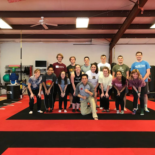 Self Defense Class