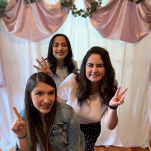 Kayzeen, Sydney, and Taylor