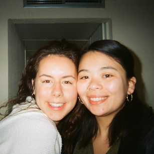 Emily and Gloria