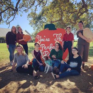 Pumpkin Patch Social 2019