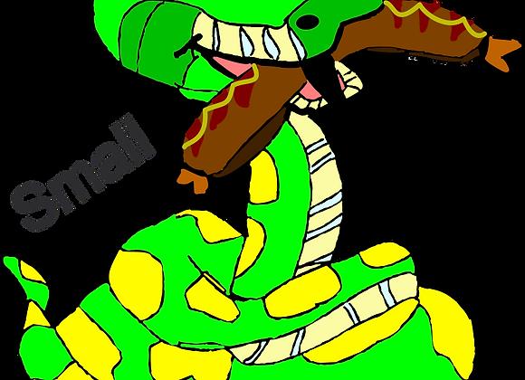 WS Single Sell Snake Snag - Small