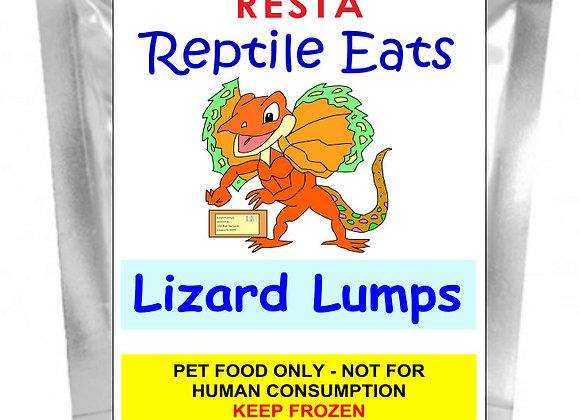 WS Lizard Lumps 250g
