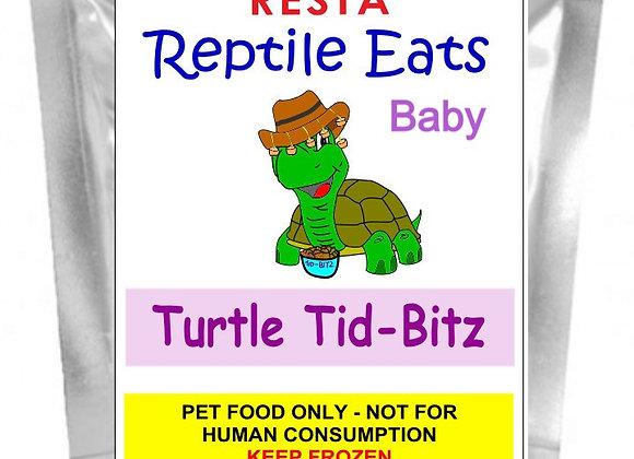 WS Turtle Tid-Bitz - Baby 250g