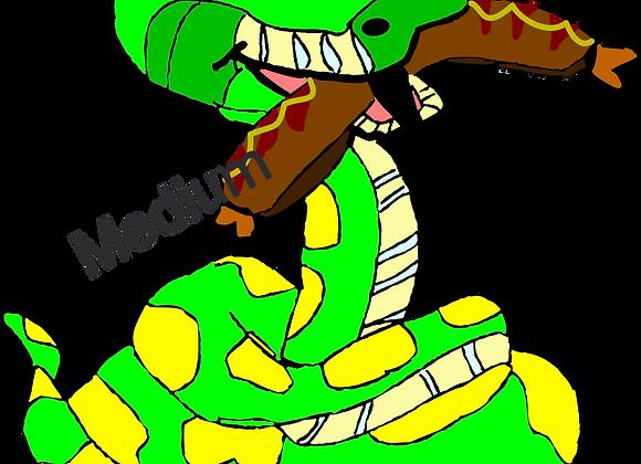 WS Single Sell Snake Snag - Medium