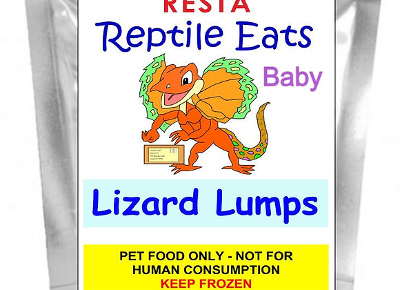 Lizard Lumps - Baby 250g
