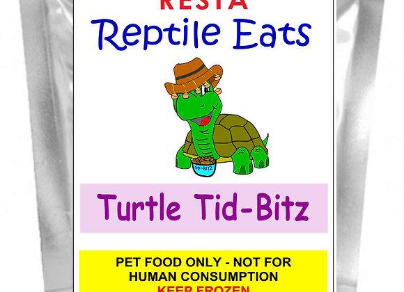 Turtle Tid-Bitz 250g