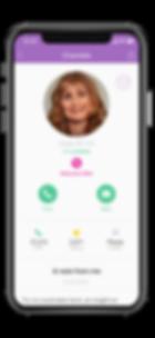 TC iPhone XS 03 transparent Chantelle.pn