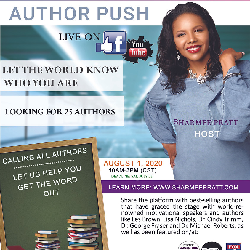 Author Push Package Deal 3