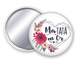 Badge Miroir