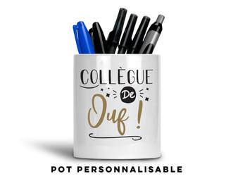 Pot à crayons ou pinceaux