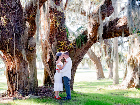 Small Weddings and Elopements in Savannah