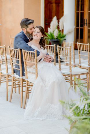 happy savannah wedding bride and groom