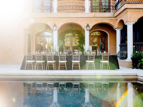 An Intimate Savannah Wedding