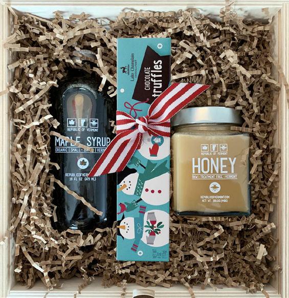 Waze Holiday Gift Box