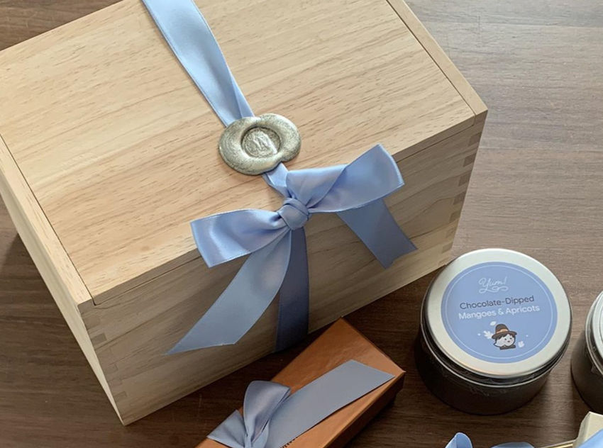 Waze Holiday Chocolate Box