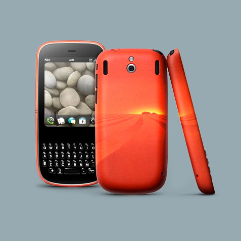 Mobile Phone Cover: In 2009 Palm, Inc. introduced a line of phone covers, designed by artists, called the Pixi Artist Series. I was asked to be one of the first five artists.