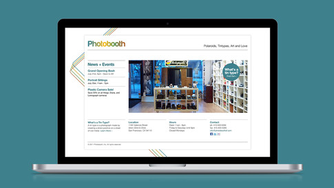 The Website