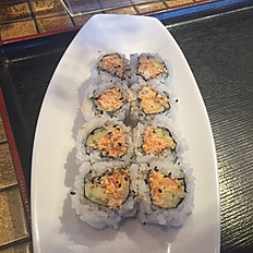 (R.R) SPICY Shrimp & CRAB Roll