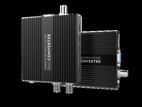 HDMI (VGA/CVBS) to SDI Converter