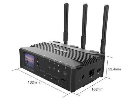 Q8 4G Live Bonding Encoder Mine Media