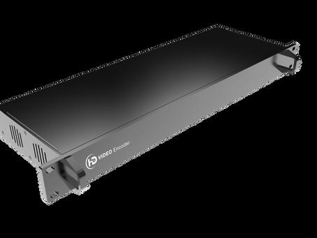 Kiloview Rack-mounted 1CH/4CH Professional Video Encoder