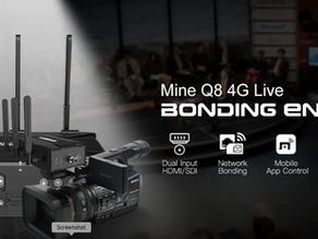 Mine Media 4G/ 5G Bonding Devices