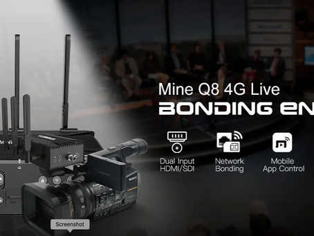 Mine Media 4G Bonding Device