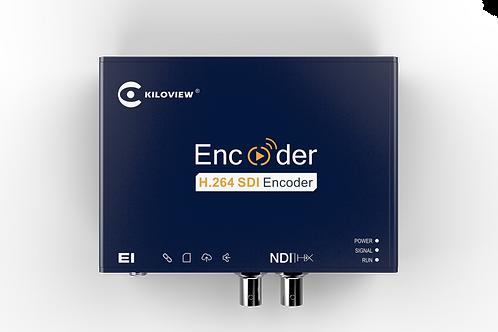 E1 H.264 HD SDI to NDI Wired Video Encoder
