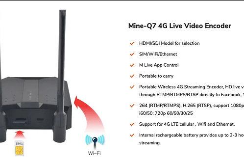 Mine Q7 |Mine Media | Sky Wire Broadcast