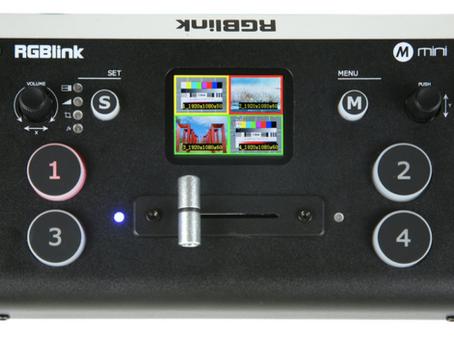 RGBLink Mini Video Switcher