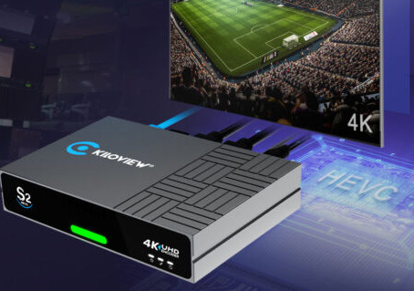 Kiloview S2 H.265/H.264- 4K HDMI Video Encoder