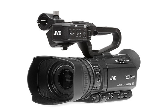 JVC GY-HM180 Ultra HD 4K Camcorder