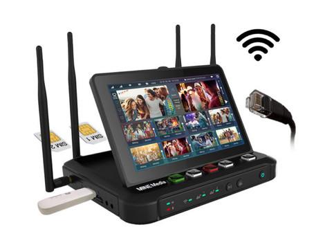 Mine Media R8 4G Bonding Video Switcher