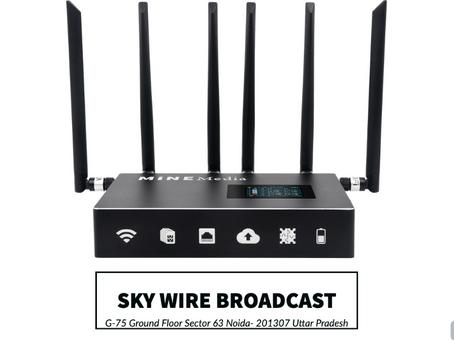 Mine Media 4G Bonding Router