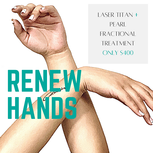 Renew Hands Package