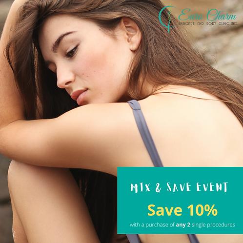 MIX & SAVE - 10%