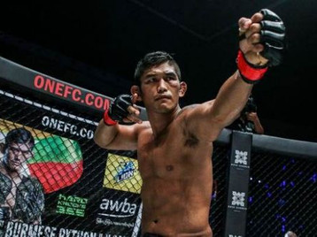 ONE FC Presents Aung La Nsang