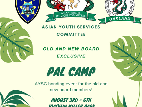 PAL Camp Meeting #2