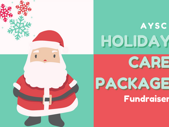 Holiday Care Package Fundraiser