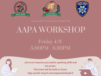 AAPA Workshop