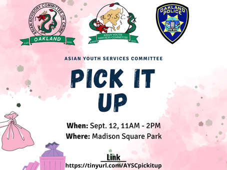 Pick it Up Event