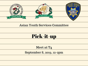 9/8 Pick-It-Up (12-2pm)