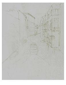 Venezia Original Sketch