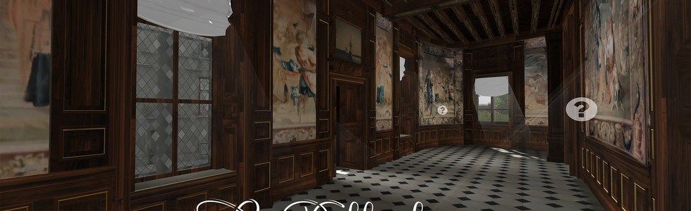 La Mothe Chandeniers - Vie du chateau