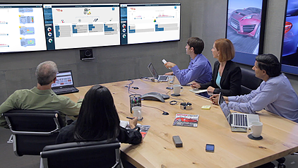 """5/06/2018 - Discover our new """"Engineering War Room"""""""