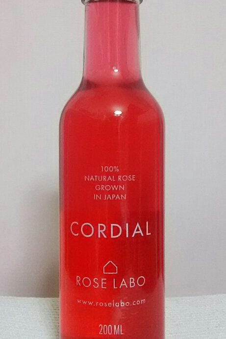 CORDIAL(ROSE) 200ml