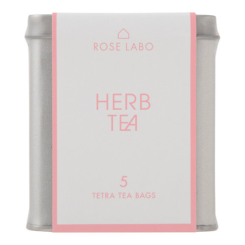 ROSE HERB TEA 5TETRA TEA BAGS