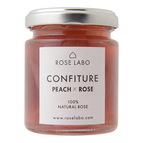 CONFITURE  PEACH&ROSE