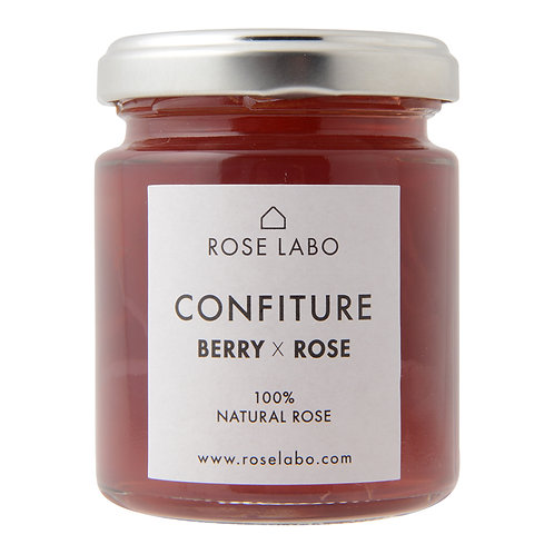 CONFITURE  BERRY&ROSE